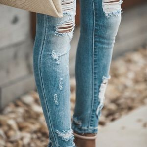 Vici Jeans - Vici Collection Light Wash Jeans